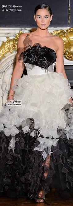 Eva Minge Couture Fall 2015-16