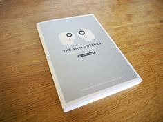 I just bought this! So excited :)  limited edition Jason Munn of Small Stakes music poster book.