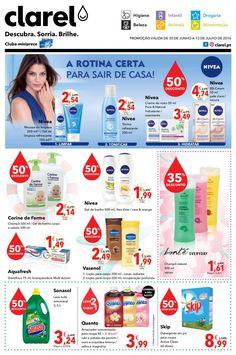 Novo folheto Clarel - http://parapoupar.com/novo-folheto-clarel-4/