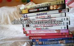 #chick #flicks with #girlfriends - when time permits. Everyday of my life!!!
