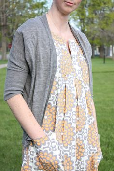 Simplicity pattern, 2702 Love this fabric