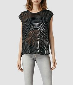 ALLSAINTS: Mid-season sale, up to 40% off womens clothing, accessories