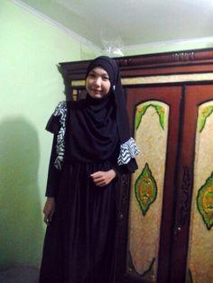 Hijab rumple by dhein