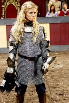 "(Emilia Fox, ""Merlin"", 2009)"