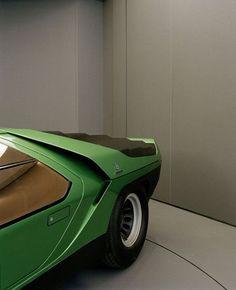 Alfa Romeo Carabo (Bertone), 1968 - Photo: Benedict Redgrove
