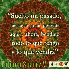 #SueltoMiPasado #MeAncloEnElpresente  #Armonía #Bienestar #AquíyAhora #PoderPersonal #Alegría #Amor  #Reiki #Consciencia #Medellín #Ekánta #Espiritualidad #TatianaSuárezV
