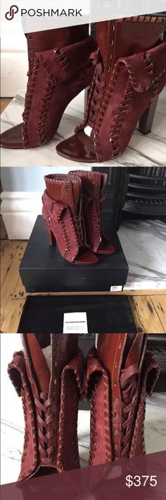Alexander Wang Freja Alexander Wang Freja boots worn once in excellent like new condition.  Comes with box and dust bag. Alexander Wang Shoes Ankle Boots & Booties