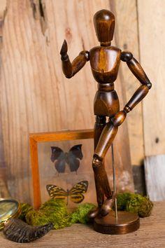 "12"" Artist's Figure Model - $12.95"