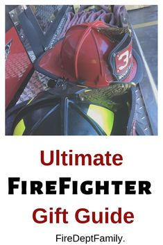 The Ultimate Firefighter Gift Guide perfect for the fireman or firewoman in your life! From Volunteer to Career, you can find a Firefighter Gift that can be useful or practical! Firefighter Boyfriend, Firefighter Family, Firefighter Gifts, Volunteer Firefighter, Firefighter Engagement, Firefighter Birthday, Firefighter Quotes, Military Wife, Best Gifts For Him