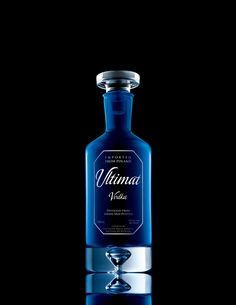 New this week, Ultimat Vodka, brought to you from Poland by the Patron. Na zdrowie! Alcohol Bottles, Liquor Bottles, Vodka Bottle, Tequila Bottles, Vodka Punch, Vodka Martini, Cocktails, Alcoholic Drinks, Ultimat Vodka