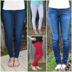 Angry Rabbit Skinnies | The perfect skinny jeans! Angry Rabbit skinnies are the most comfortable and best-fitting skinny jeans to be found. Jeans start at $54 and always Ship FREE!