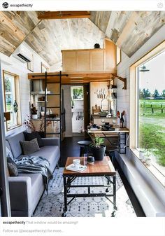 The tiny house movement is taking over the world, with people increasingly looking to live simpler lives in small but well-designed spaces.