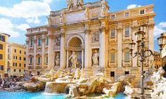 Rom: 2-8 Tage für Zwei inkl. Frühstück, opt. mit 1x 3-Gänge-Dinner, im 4* BEST WESTERN Hotel Roma Tor Vergata Rom  AB  49 €