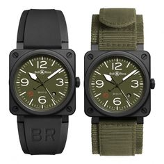 Bell & Ross – BR 03 Military Type