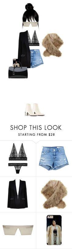 """mannequinxo x taking care of business .. kendall"" by xoflawlessmannequinxo ❤ liked on Polyvore featuring La Perla, rag & bone/JEAN, Alice + Olivia, Dorothy Perkins, RetroSuperFuture, Jil Sander and Marni"
