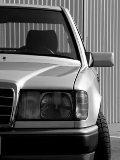 Mercedes W124 Youngtimer