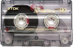 Cassette, el caset TDK de 90, una historia ligada siempre a un bolígrafo BIC
