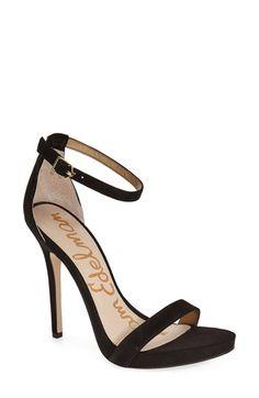 Sam Edelman 'Eleanor' Ankle Strap Sandal (Women) available at #Nordstrom