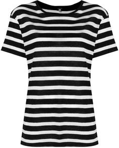 R 13 horizontal stripe T-shirt Women Wear 47e27a75a