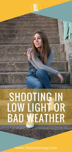 Ever struggled with not enough light? Get all the tips on how to shoot in low when the weather is bad. What camera settings to use and how to make the most of the available light. #lowlightphotography #naturallightphotography #photographytips #badweatherphoto