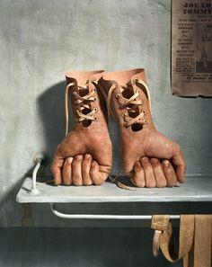 Los guantes!!!