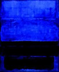 Rothko. One glance at this masterpiece and I'm instantly calm and happy. So brilliant.