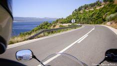 Motorradtour in Kroatien Biker, Country Roads, Travel, Pictures, Bays, Croatia, Travel Report, Viajes, Destinations