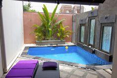 Kuta Regency villa B8A, poolside