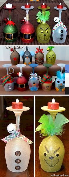 Awesome 65 Easy Christmas Craft Ideas to Try https://roomaniac.com/65-easy-christmas-craft-ideas-try/