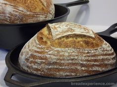 Tartine Country Bread, plus tons of other artisinal bread recipes, including spelt, kamut, etc.