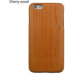 Real Natural Wood Smartphone Case. American Flag Pattern Design For iPhone - Free Shipping