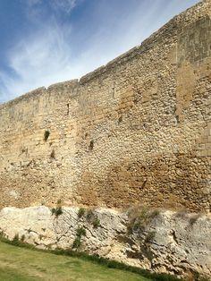 Tarquinia - city walls