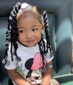 Cute Mixed Babies, Cute Black Babies, Black Baby Girls, Beautiful Black Babies, Black Baby Girl Hairstyles, Girls Natural Hairstyles, Natural Hair Styles, Black Curly Hairstyles, Mixed Baby Hairstyles