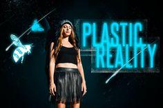 plastic reality  #englishgirlgoes