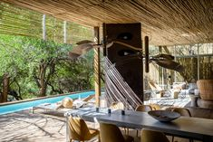 Kruger National Park, National Parks, Hiding In The Bushes, Lodge Look, Safari Decorations, Open Plan, Hotels And Resorts, Lodges, South Africa