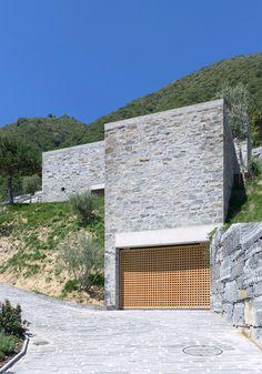 Brione House  Wespi de Meuron