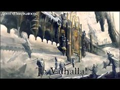 "Epic viking battle music - ""To Valhalla!' : Hollywood-worthy score with a Celtic feel and an eyes-set-for-distance scale, and, what with its constant thematic upslope, better nad better as time goes on, eventually handing you the wind-size superchoir that, if you're like me, you kept wanting to hear within it. Kudos to the Composer. I would carry this man into battle with me any day, any year, any war, any Oscar."