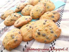 Crema e panna: American chocolate & peanuts cookies di Luca Montersino