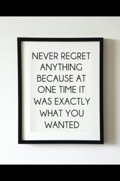 no regrets by lorelai Van der Woodsen