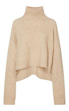 Lyn Oversized Sweater by Rejina Pyo