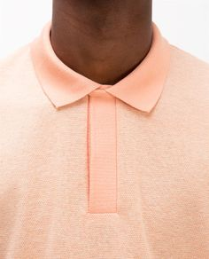 Image 6 of OXFORD POLO SHIRT from Zara
