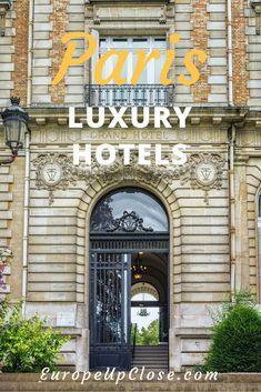 Top Luxury Hotels in Paris | 5 Star Hotels in Paris | Best Hotels in Paris | Paris Luxury Hotels #paris #travel #luxurylifestyle