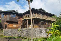 Private Redwood Retreat with View - vacation rental in Big Island, Hawaii. View more: #BigIslandHawaiiVacationRentals