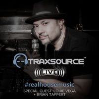 Traxsource LIVE! #6 w/ Special Guest Louie Vega + Brian Tappert. Mar. 23rd, 2015 by Traxsource on SoundCloud