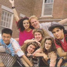 Degrassi Jr. High.. was one of my fav shows.. Some of the original characters are still on today's Degrassi.. Snake is the principal..