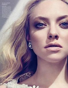 Amanda Seyfried with Mirabella makeup on! We carry the same products at Willow Creek Salon!