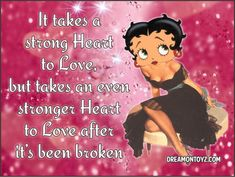 (1) Betty Boop Pictures Archive