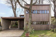 Inger & Johannes Exner own house, Skodsborg (1961)