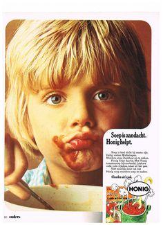 Honig 1970's vintage reclame
