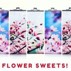 Cherry blossom bag.